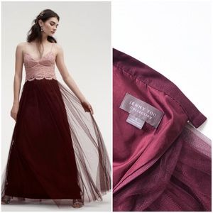 Jenny Yoo Collection Louise Tulle Skirt